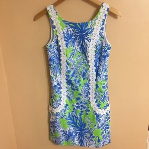 Lilly Pulitzer Dress Women's Size 2